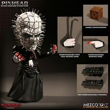 "HELLRAISER III HELL ON EARTH STYLISED PINHEAD 6"" INCH ACTION FIGURE MEZCO 15cm"