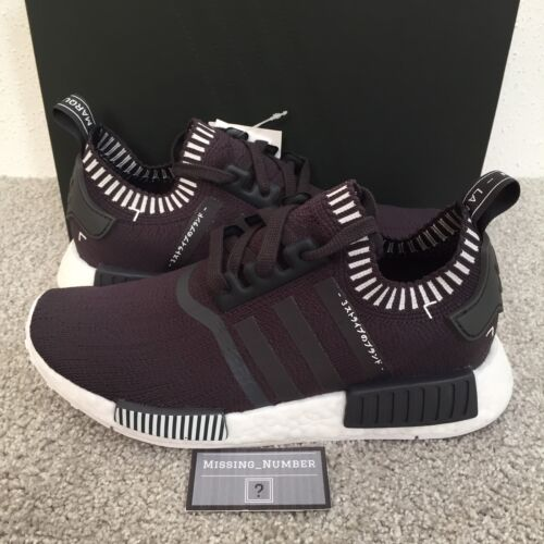 Nmd S81849 5 Adidas r1 6 Pk 6 Us Primeknit Grey Uk Japan TZcqXwxpd