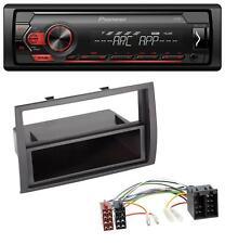 JVC AUX USB MP3 Bluetooth Autoradio für Citroen Jumper Fiat Ducato Peugeot Boxer