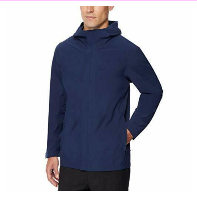 5445d2085 32 Degrees Cool Men's Waterproof Rain Jacket Navy Large