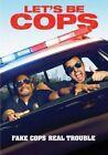 Let's Be Cops 2014 Release R1 DVD Daman Wayans Jr