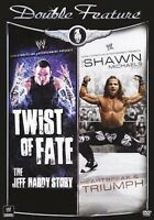 Wwe: Action Pack Dbl Feat: Twist Of Fate: Jeff Hardy/the Shawn Michaels Story [