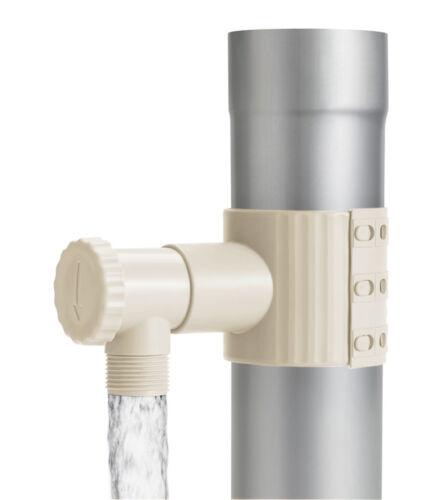 Récupérateur d'eau pluie  Scie cloche de 75 à 100 mm Robinet Arrosage Cuve Sable