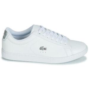 Women's Lacoste Carnaby EVO 219 1 White