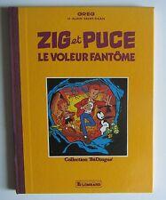Greg, ZIG et PUCE, LE VOLEUR FANTOME. Collection BéDingue, Le Lombard 1984