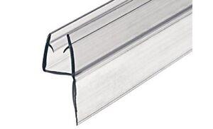 Häfele Shower sealant Glass door seals Shower door seal 1000 mm Glass seal
