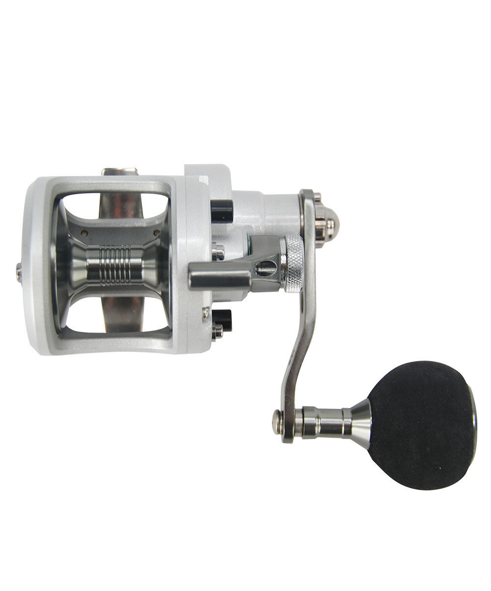 Tsunami TSFOR10LDSI Forged Lever Drag Conventional Reel