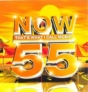 NOW-THAT-039-S-WHAT-I-CALL-MUSIC-55-various-2X-CD-compilation-2003