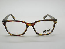 049e73d61d Authentic Persol 3003-v 938 Brown Stripe 52mm RX Eyeglasses for sale ...