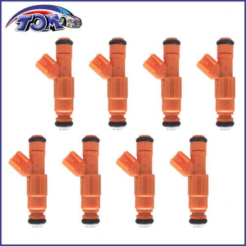 NEW SET OF 8 FUEL INJECTORS FOR FORD F-250 F-350 MERCURY 4.6L 6.8L 0280155917
