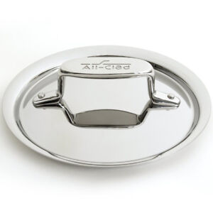 All Clad Stainless 6 Inch Lid For D5 Or Copper Core 1 5 Qt