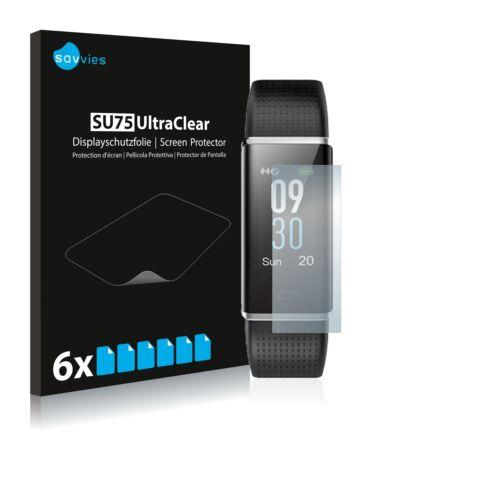 Identificador de seguimiento para ejercicio 6x lintelek 130 Plus Plástico Protector De Pantalla Film Protector de pantalla
