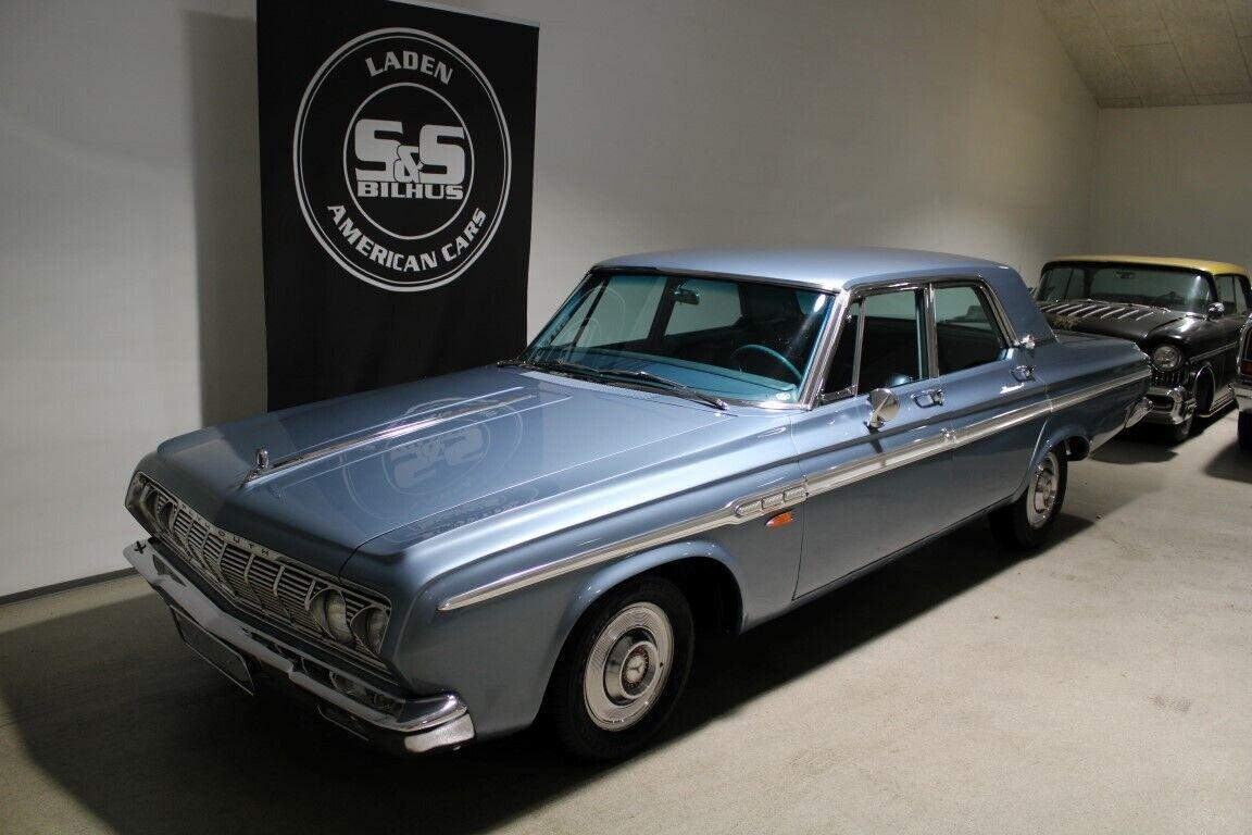 Plymouth Fury 5,2 V8 aut. 4d
