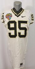 Nike Purdue Boilermakers Game Worn Champs Sports Bowl Jersey 44 NCAA Football