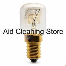 25w PHILIPS Branded Oven Lamps / Cooker Light Bulbs 240v SES E14 300 Degree