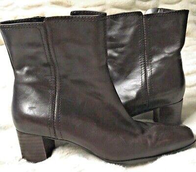 nine west low heel boots