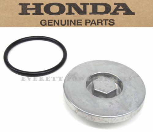 New Genuine Honda Access Inspection Cap CBR VT PC VTX VFR (See Notes) #G85