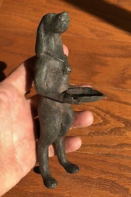 Bronze Insect Fly Statue Garden Figure Mixed Patina All Metal