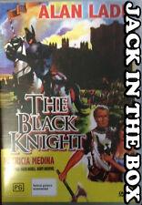 The Black Knight DVD NEW, FREE POSTAGE WITHIN AUSTRALIA REGION ALL