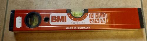 Zollstock//Bleistift 300 mm BMI Wasserwaage SUPERSTAR 30 cm