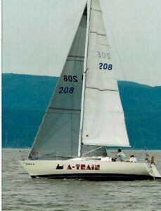 1982 DESIGNED BY PETER NORLIN - BUILT BY ALBIN YACHTS Cumulus 283 Racer Cruiser- Perfect Family Cruiser
