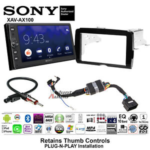 sony double din harley davidson radio kit bluetooth. Black Bedroom Furniture Sets. Home Design Ideas