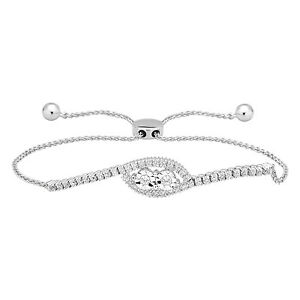 Sterling 3 4ct Diamond Forever Us Two