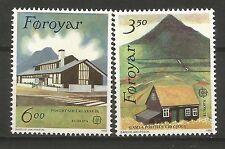Cept / Europa   1990       Färöer    **