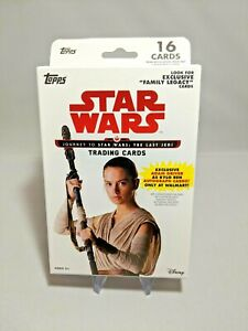 2017-Topps-Star-Wars-Journey-to-The-Last-Jedi-EXCLUSIVE-Sealed-Hanger-Box