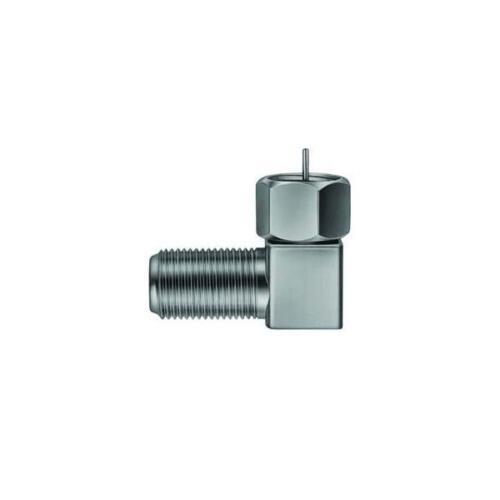 Triax ángulo adaptador WFC 01 coaxial-los conectores o enchufes 350260 adaptador de ángulo