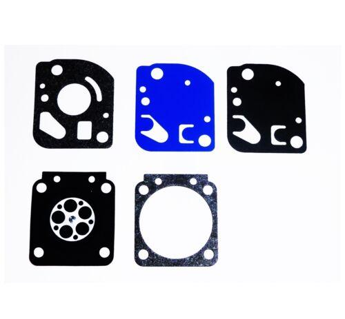 Carburettor Diaphragm /& Gasket Kit McCulloch Trim Mac SL ZAMA 6-003 + Trimmer