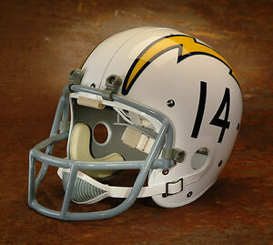 San Diego Chargers 14 Football Helmet Stickers Numbers