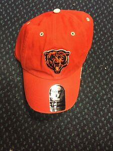 2983160471e 47 Brand Clean Up NFL Hat Cap Chicago Bears OSFA NWT 887738216381