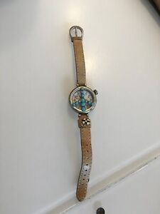 Lucky Brand Peace Sign Ladies Pink Watch | eBay | Pink ... |Lucky Brand Peace Watch