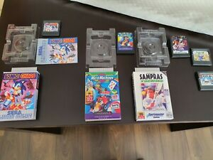 Game gear games bundle