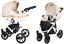 Stroller-Kunert-Mila-2in1-Carrycot-Troley-Pram-Sport-seat thumbnail 17