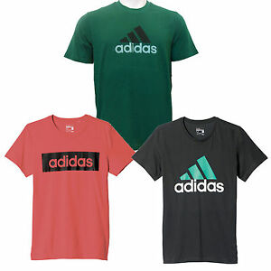 adidas-Performance-Herren-Shirt-T-Shirt-Tee-Baumwolle