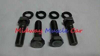 20 NOS TRIM NUTS 65/&UP GM TRANS AM FIREBIRD CHEVELLE 442 GTO C10 MALIBU 450-13
