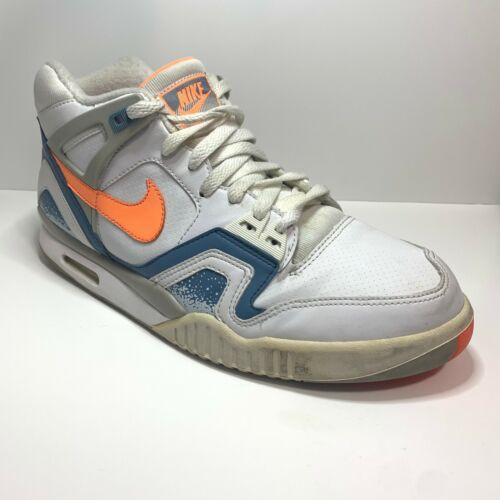 Nike Air Tech Challenge II Agassi Clay Blue 318408