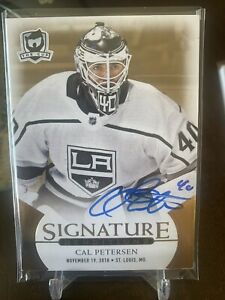 2018-19-The-Cup-Cal-Petersen-Signature-Renditions-Auto