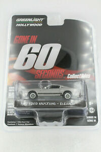 A-s-s-nuevo-GreenLight-1-64-Ford-Mustang-1967-Eleanor-Gone-in-60-seconds-Hollywood