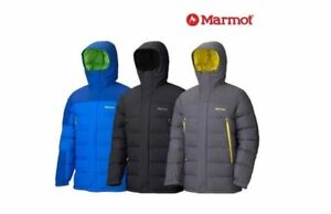 b18049ac51a7 Image is loading Men-039-s-Marmot-Mountain-Down-Jacket
