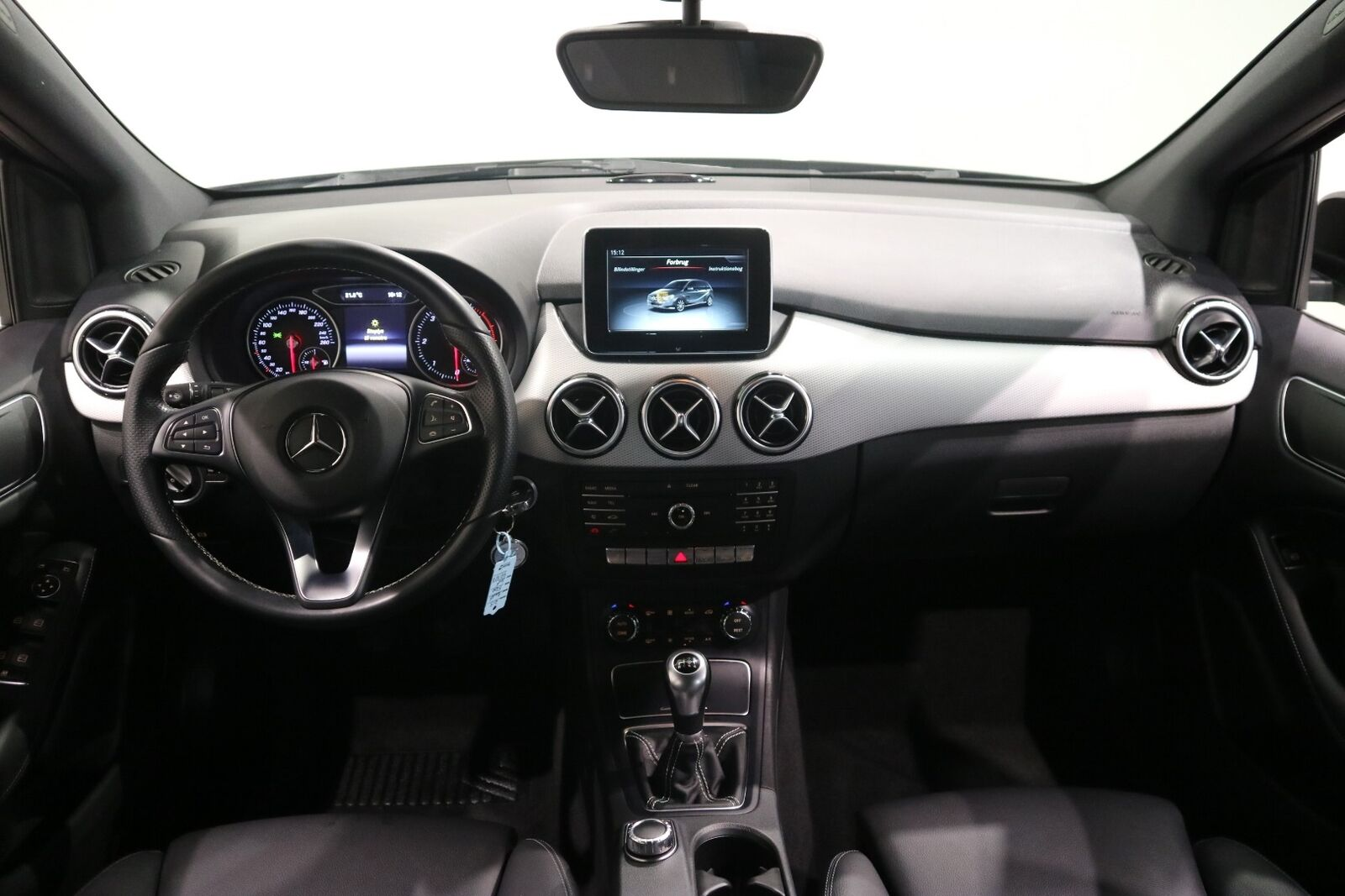 Mercedes B200 d 2,2 Business - billede 9