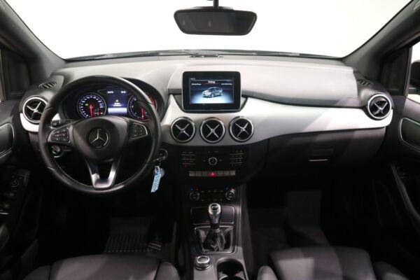 Mercedes B200 d 2,2 Business billede 9