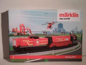 märklin my world / Katalog 2019 / Din A5 querformat - Roth, Deutschland - märklin my world / Katalog 2019 / Din A5 querformat - Roth, Deutschland