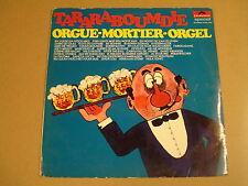 LP / ORGUE-MORTIER-ORGEL - TARARABOUMDIE