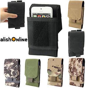 Camouflage-Militaire-Pochette-de-Ceinture-Universel-ETUI-COQUE-HOLSTER-Pr-iPhonE