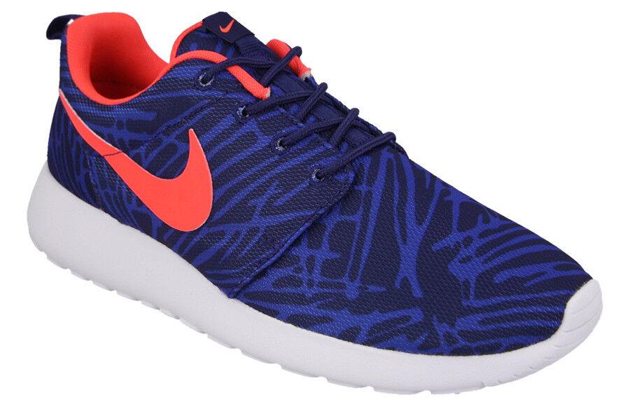 Womens Nike Roshe One Print Premium 5 Nouveau gr:40, 5 Premium Presto MOIRE Basket 599432-464 60e7b2