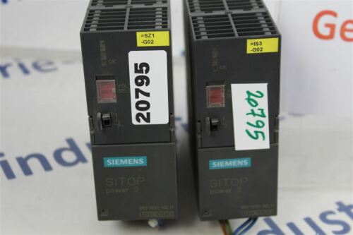 Siemens sitop Power 2 6ep1 331-1sl11 Power Supply 6ep13311sl11
