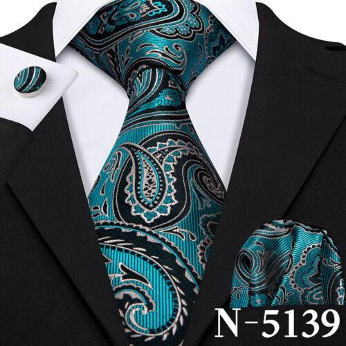 DE Lila Einfarbig Satin Herren Seide Krawatte Set mit Einstecktuch Exquisit Mode
